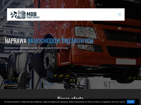 Warsztat aut MDB Truck Service