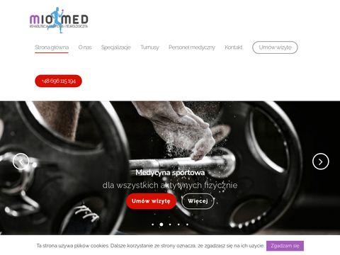 Miomed - rehabilitacja