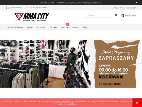 Mmacity.pl - sklep mma, bjj, boks