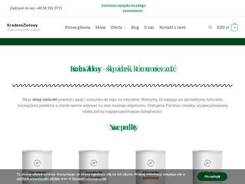 KredensZiołowy.pl zioła