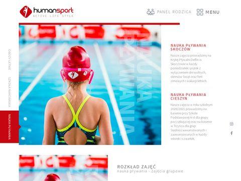 Pływanie Kraków i nie tylko