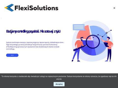 Flexisolutions - oprogramowanie dla firm