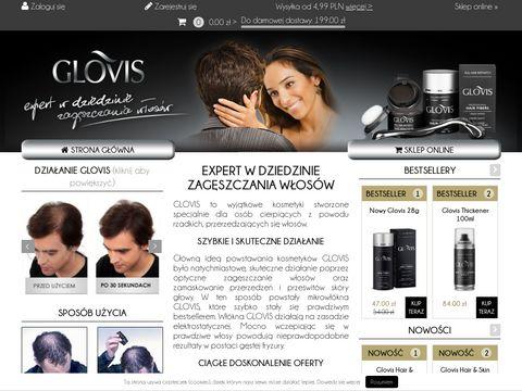 Mikrowłókna do włosów - glovis.pl