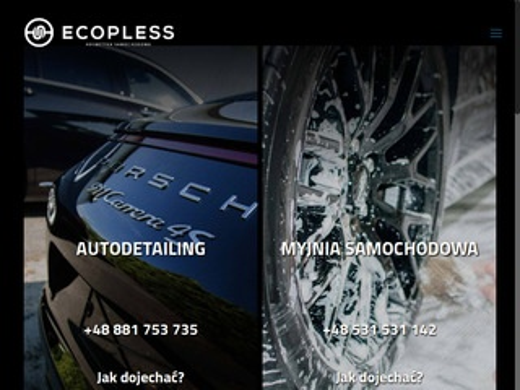 Ecopless - kosmetyka samochodowa