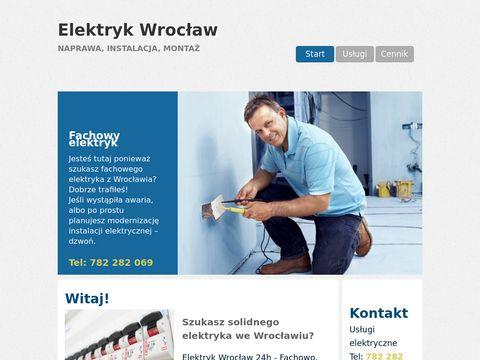 Elektryk24 - instalacje elektryczne