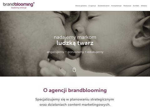 Firma Brandblooming