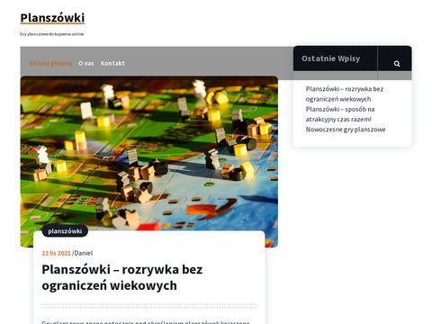 Blog o stronach www, internetowych - RDK