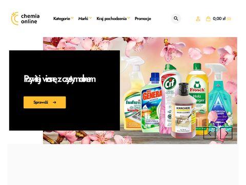 Drogeria internetowa chemiaonline.pl