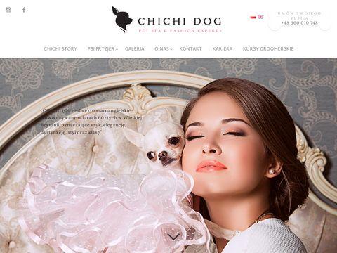 Chichi Dog Pet Spa & Fashion Experts