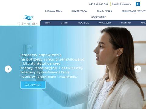 Climacore.pl klimatyzacja Bielsko-Biała