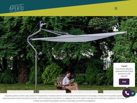 Aperto - producent pergoli i markiz